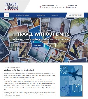 Travel Unlimited Columbia SC